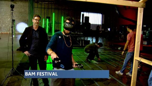 Liège : les arts numériques s'invitent au BAM