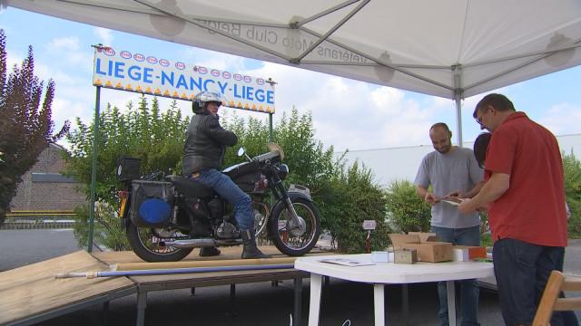 Liège-Nancy-Liège: la classique est de retour