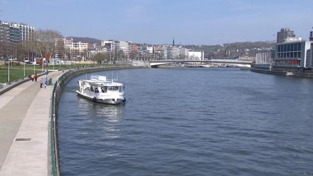 Liège : nouvelle saison pour les navettes fluviales