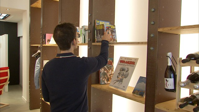 Liège : ouverture d'une librairie italienne