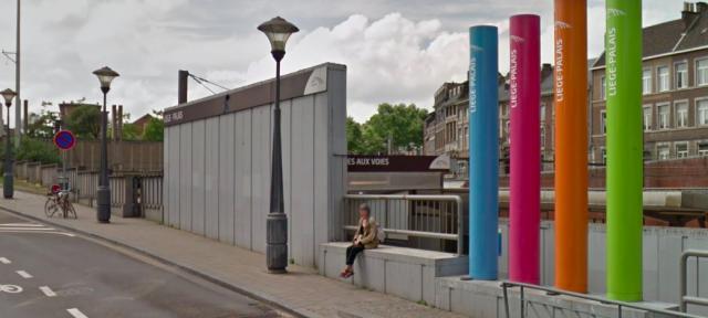 Gares : Liège-Palais et Liège-Jonfosse changent de nom