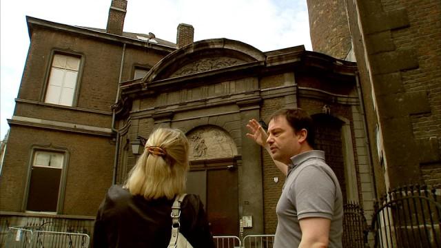 Liège : sécurisation avant rénovation à l'église Saint-Jean