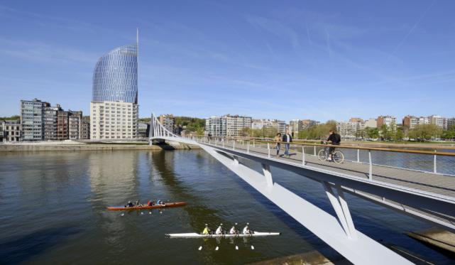 Liège : votez pour le Prix de l'Urbanisme 2019