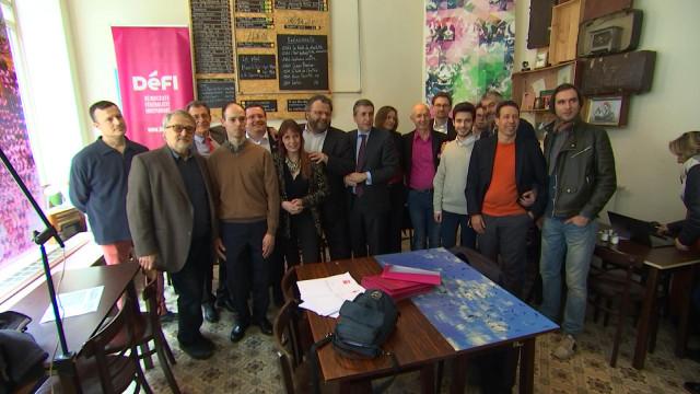 Listes et programme de DéFI à Liège