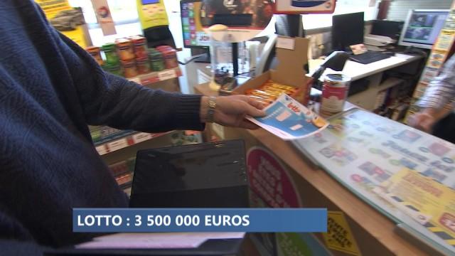 Lotto : un nouveau multimillionnaire à Liège !