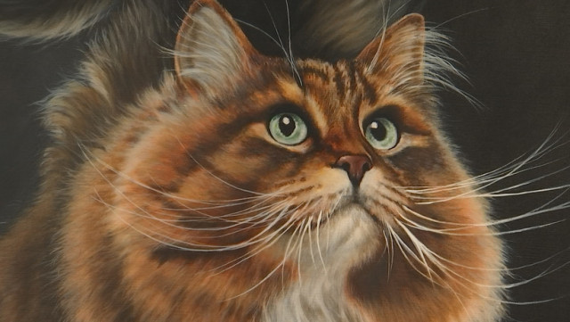Lucrèce Petit, peintre animalière