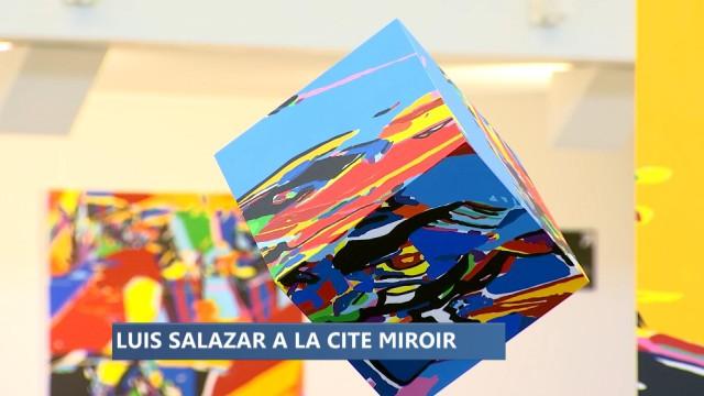 Luis Salazar expose à la Cité Miroir