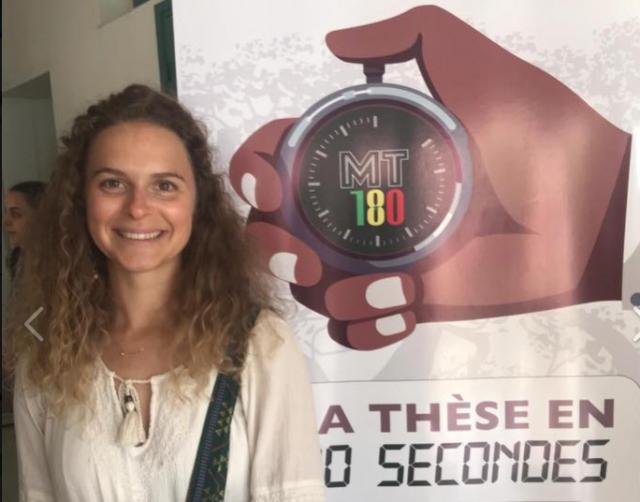 Ma Thèse en 180 secondes : une Liégeoise remporte la finale internationale