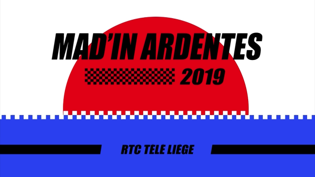 Mad'In Ardentes 2019 1: Hip Hub Hooray, look and feel