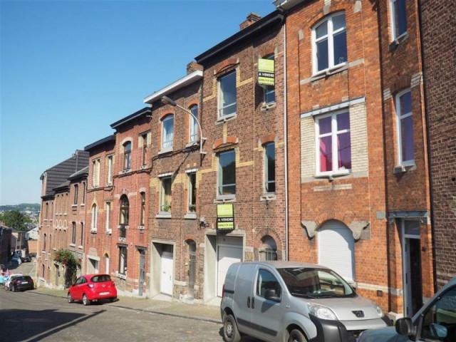 Marché immobilier à la hausse en région liégeoise