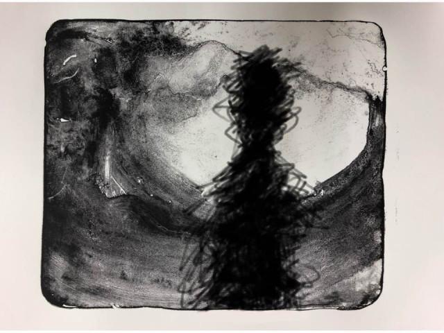 Mario Garzaniti à l'espace Jeunes Artistes de la Boverie