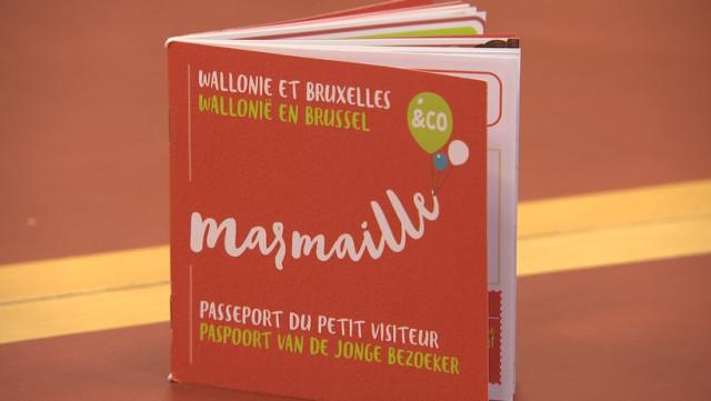 """Marmaille présente: Viens t'a """"Musées""""!"""