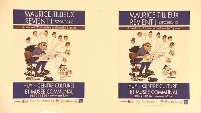 Le dessinateur Maurice Tillieux revient!