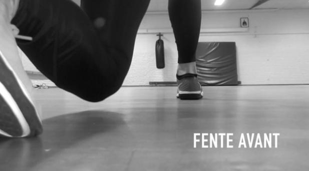 Minutes Fitness : La fente