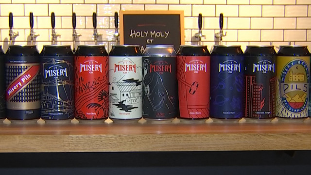 Misery Beer Co : bar et micro brasserie face à la pandémie