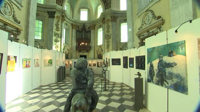 Mobil'Art: 9ème biennale à l'Espace Prémontrés
