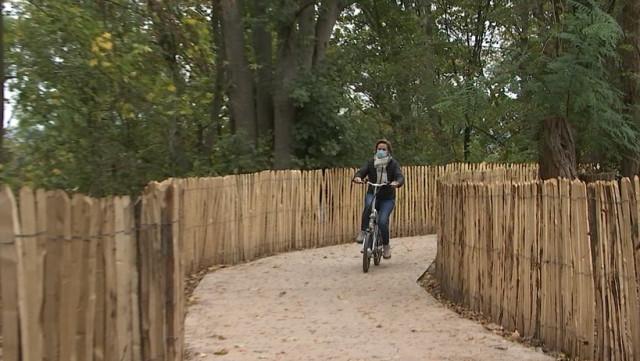 Mobilité douce entre Beaufays et Embourg