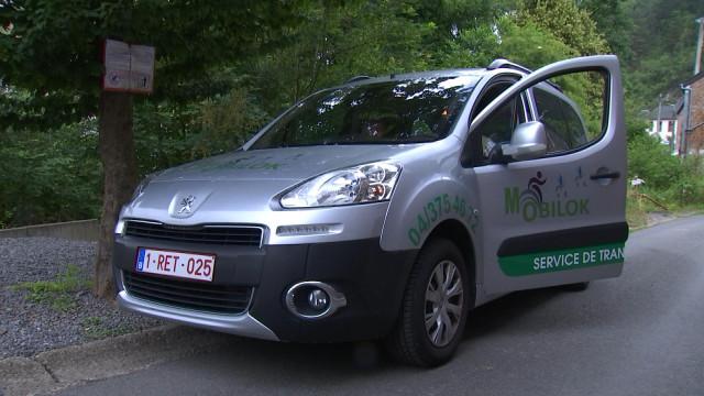 Mobilok : un service de transport adapté