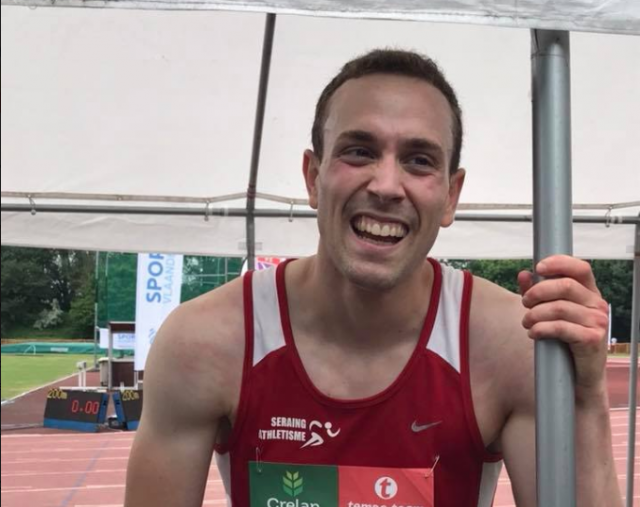 Mondiaux d'athlétisme : Robin Vanderbemden retenu pour Doha