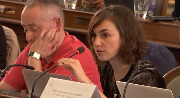 Motion anti-sexisme au conseil communal de Liège