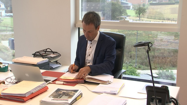 MR : Philippe Goffin candidat président