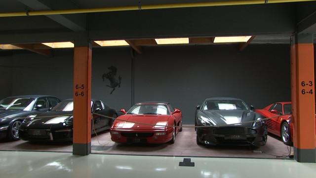 Mulhouse 33 : conciergerie pour voiture de luxe.