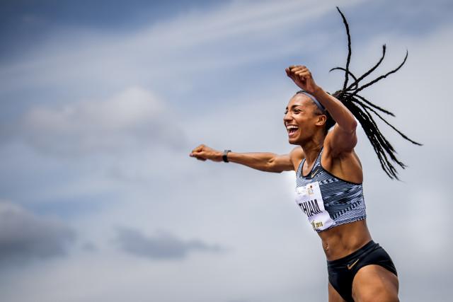 Nafi Thiam et le report des Jeux Olympiques de Tokyo