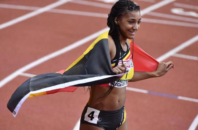 Nafi Thiam : forfait pour le meeting d'athlétisme de la province de Liège