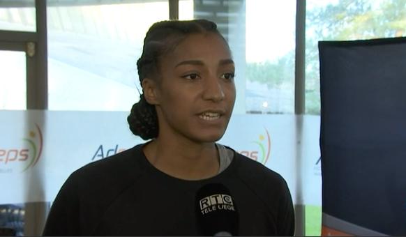 Nafi Thiam: 'Il y a une vie après le sport'
