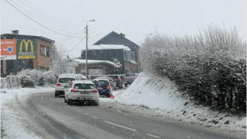 Neige et circulation restent en froid