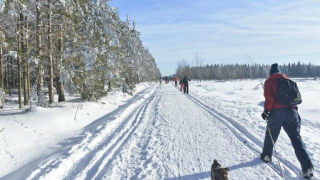 Neufs centres de ski ouverts
