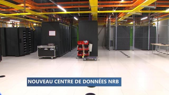 Nouveau datacenter à Villers-le-Bouillet
