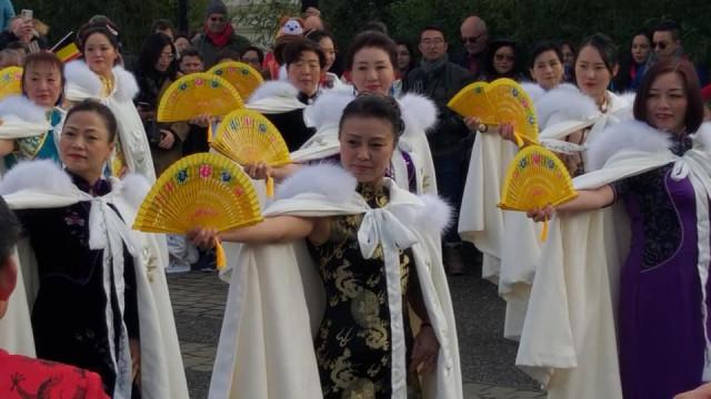 Nouvel an chinois à Liège : pas d'inquiétude du côté de la Ville
