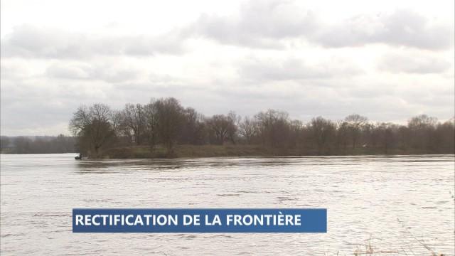 Nouvelle frontière entre Visé et Maastricht