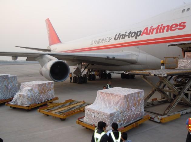 Nouvelle liaison de fret aérien entre Liège Airport et la Chine