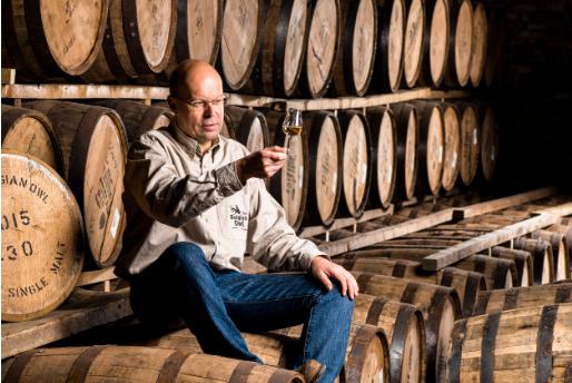 Nouvelle récompense pour le whisky The Belgian Owl