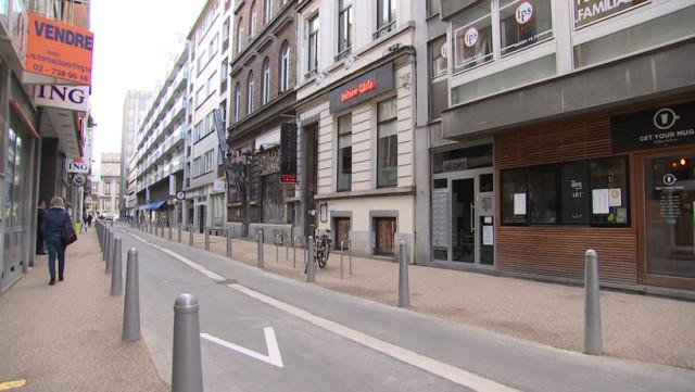 Une bonne nouvelle pour des commerçants liégeois