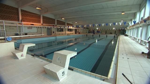 Embourg : nouvelles plages à la piscine
