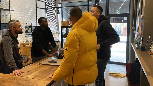 Les livraisons Office Kitchen, un concept de deux étudiants liégeois