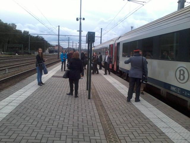 Offre de trains considérablement réduite