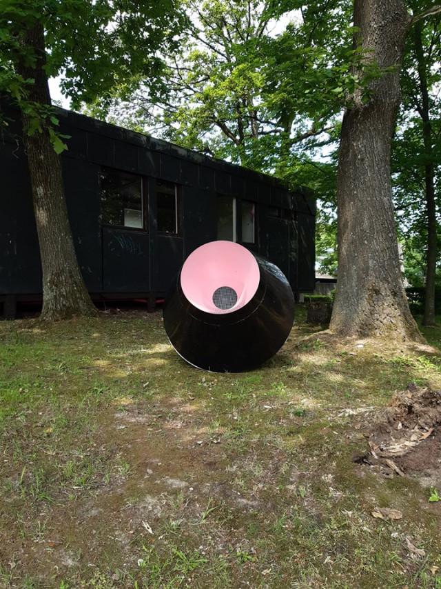 Olivier Bovy expose au Musée en plein air du Sart-Tilman