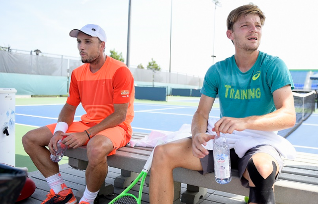 Open d'Australie : David Goffin face au 86e mondial