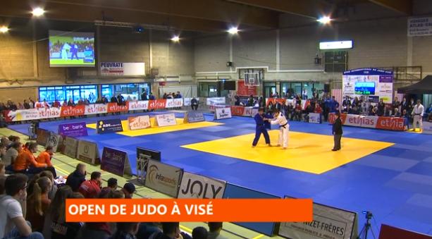 Open de judo de Visé