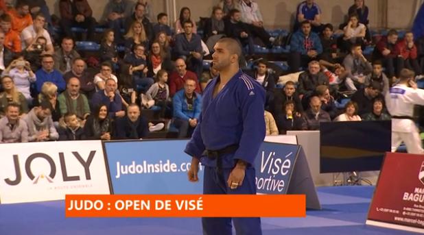 Nikiforov impérial à l'Open de judo de Visé