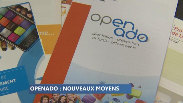 OpenAdo : 7 ans et une visite ministérielle