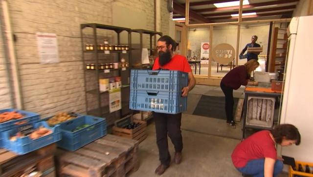 Le premier magasin coopératif de Liège ouvre ses portes !