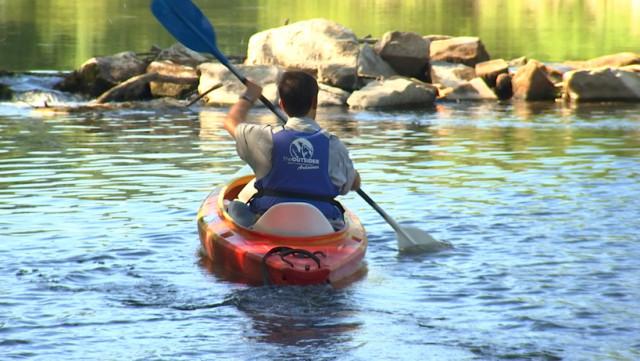 Ourthe : le retour des descentes en kayak