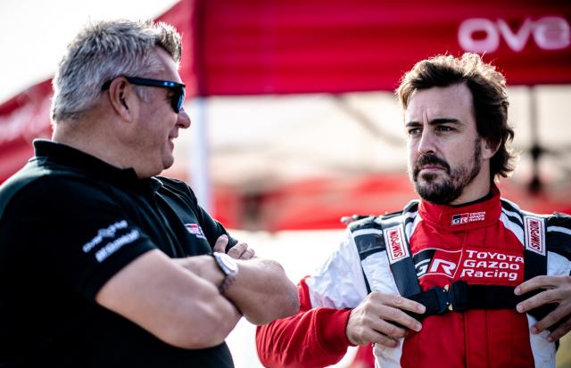 Overdrive Racing : Fernando Alonso a fait des tests de la voiture