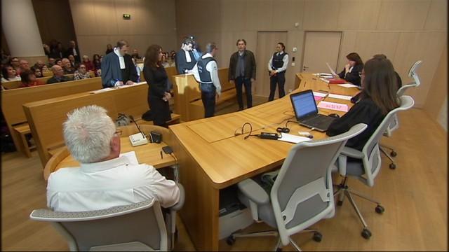 Palais de justice : un procès fictif en correctionnelle