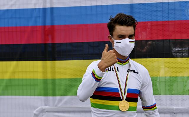 Pas de champion du monde sur la Flèche Wallonne